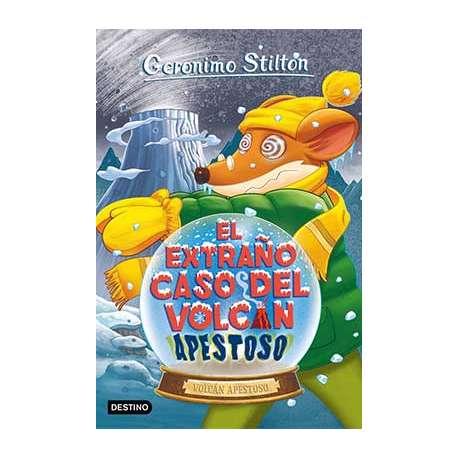 GERONIMO STILTON 39 EL EXTRAÑO CASO DEL VOLCAN APESTOSO