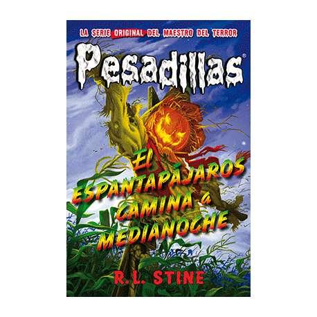 PESADILLAS 2. EL ESPANTAPÁJAROS CAMINA A MEDIANOCHE