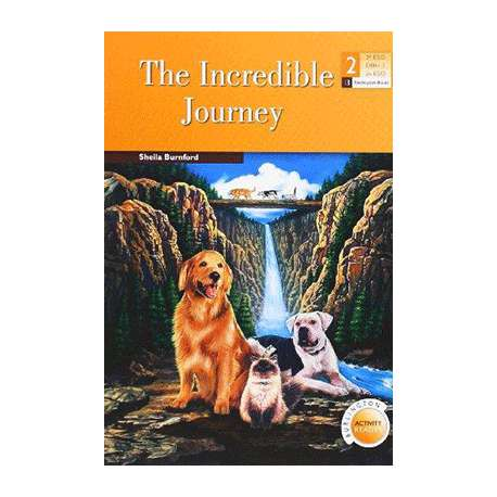 THE INCREDIBLE JOURNEY (2º ESO)