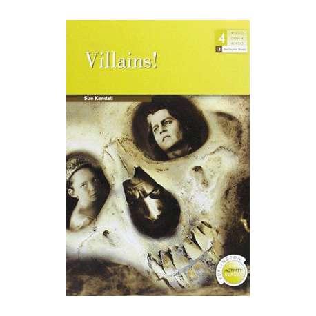 VILLAINS (4º ESO)