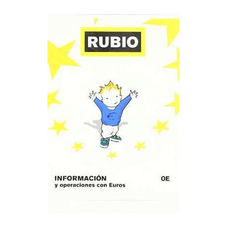 RUBIO INFORMACION Y OPERACIONES CON EUROS, N. 0E